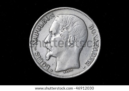 The Argentine coin of Napoleon