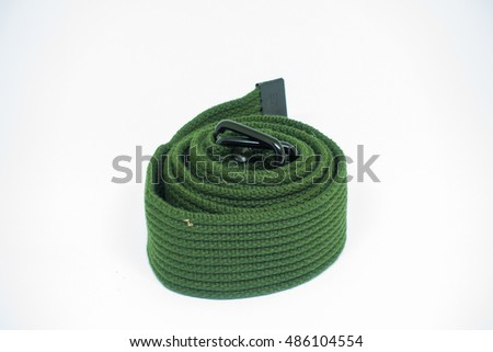 The army belt