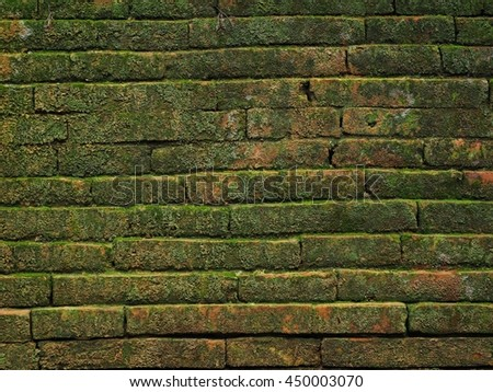 The background of ancient wall.