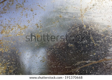 The background of metal for design - stock photo