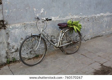 Banana Bike Stock Images Royalty Free Images Vectors Shutterstock