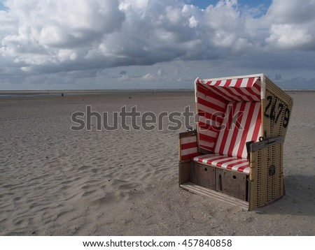 the beach of juist