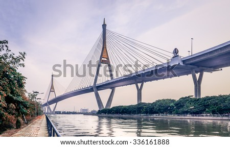 The Bhumibol Bridge II