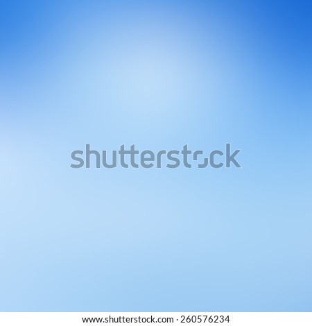 The Blue blurred backgrounds.  The blurred backgrounds - stock photo