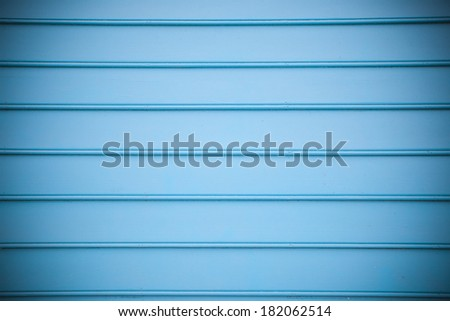 The blue wood texture  background
