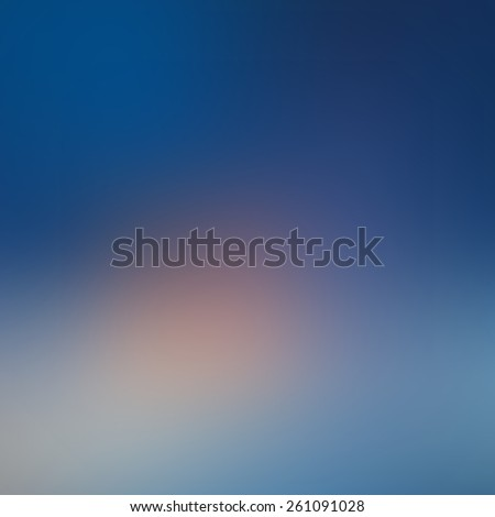 The Blurred backgrounds. The Blurred Defocused Lights. Sunset, sunrise - stock photo