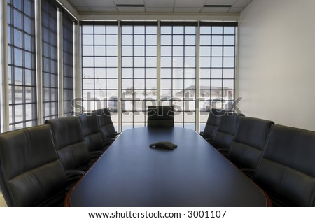 The Boardroom   One Point Perspective Part 88