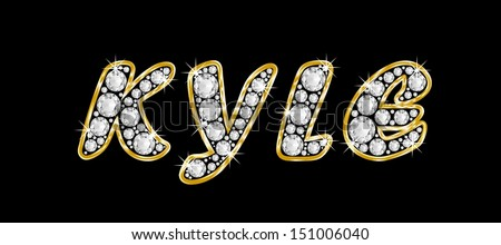 Kyle name Stock Photos, Images, & Pictures | Shutterstock