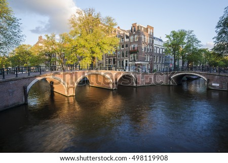 The Bridges of Amsterdam