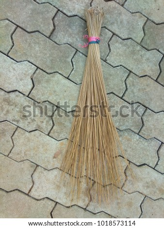 Leaf Broom Stock Images Royalty Free Images amp Vectors