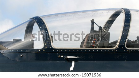 The canopy of a Canadian jet fighter. & Jet Canopy Stock Images Royalty-Free Images u0026 Vectors | Shutterstock