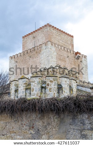The Castle of Henry II, also known as Henry II Castle or Castle Trastamara, is a XIV century fortress, located in the city of Ciudad Rodrigo, Salamanca