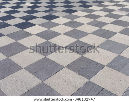 the checkered pattern tiles background texture