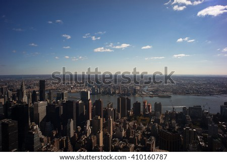 The City of New York is the most populous city in the United States.