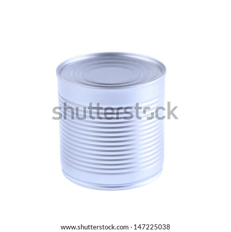 The closed tin can.