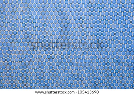 The Colorful of ceramic background texture - stock photo