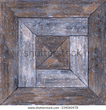 The combination of wood flooring image. (High Res.)         - stock photo