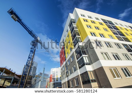 Affordable housing stock images royalty free images for Affordable construction