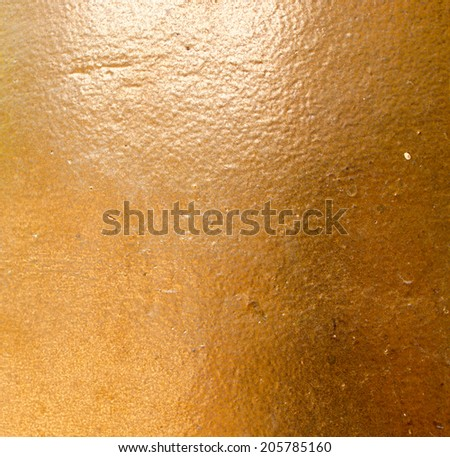 The Copper texture background - stock photo