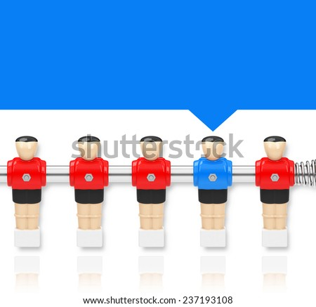 the diversity - stock photo