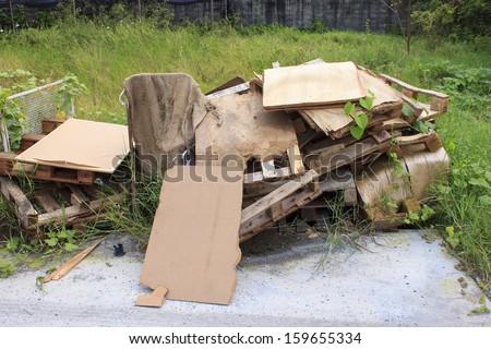 The Dump Pile Of Rubbish Big Furniture