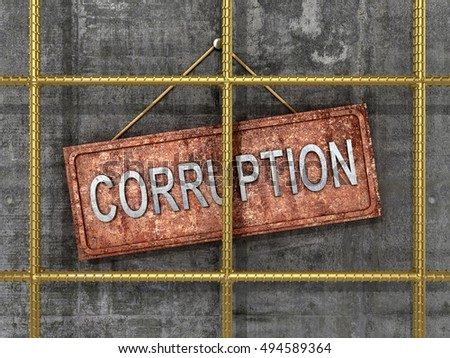 essay fight against corruption
