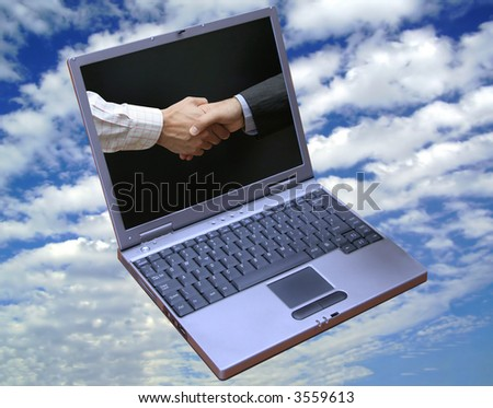 The final deal !! - stock photo