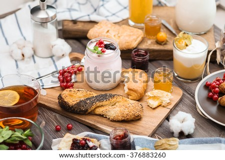 the fresh breakfast