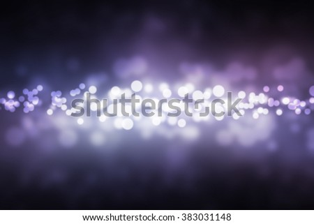 The glitter bokeh background for design work