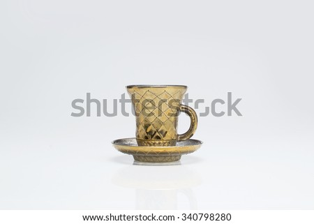 The Golden Bowl - stock photo