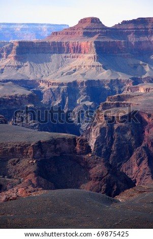 The Grand Canyon, Arizona.