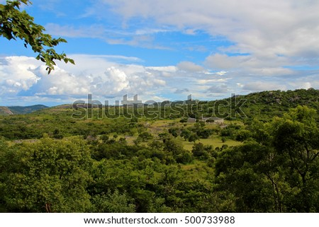 Great zimbabwe ruins stock images royalty free images vectors the great zimbabwe ruins outside mavingo in zimbabwe sciox Image collections
