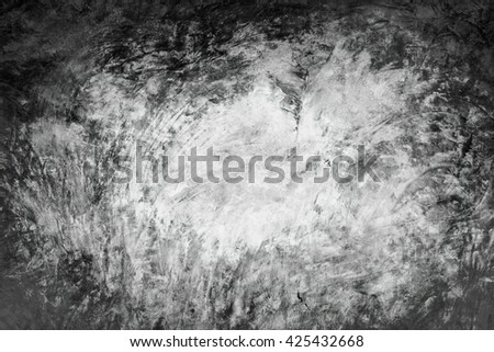 the Grungy dirt cement wall textured background - stock photo