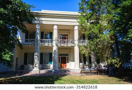 The Hermitage - stock photo