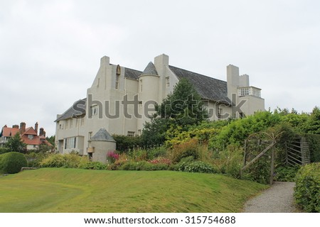 The Hill House - Helensburgh - Scotland
