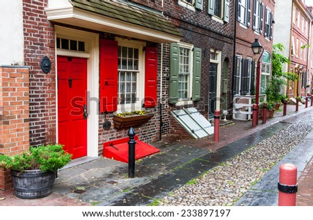 Elfreths Alley Stock Images, Royalty-Free Images & Vectors ...