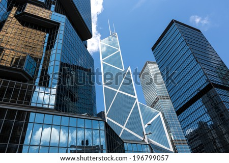 The Hong Kong Corporate Buildings