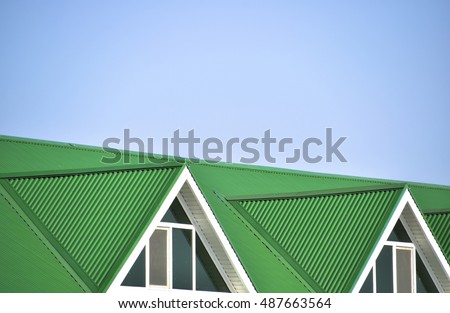 Roof Sheets Stock Images Royalty Free Images Vectors