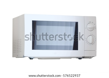 The image of a microwave