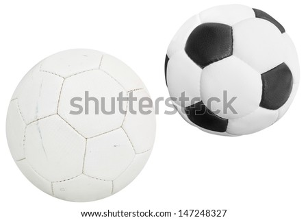 The image of balls