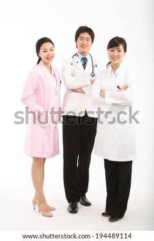 The image of doctor in Korea, Asia