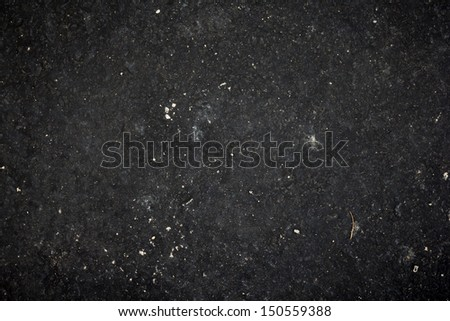 the image of the road texture - stock photo