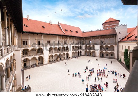 Castle Interior Stock Images Royalty Free Images