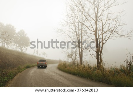 The Journey with Fog