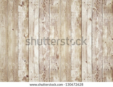 the light broun wood texture with natural patterns background - stock photo