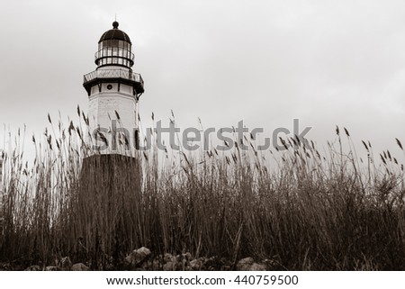 stock-photo-the-lighthouse-in-montauk-lo