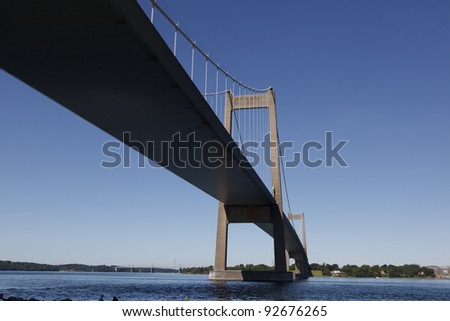 The littlebelt bridge