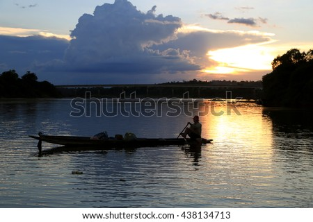"沙田城門河東日落Sunset in Shatin Shing Mun River East"" / 香港全景 ..."