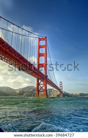 The most beatiful place in th world II - stock photo