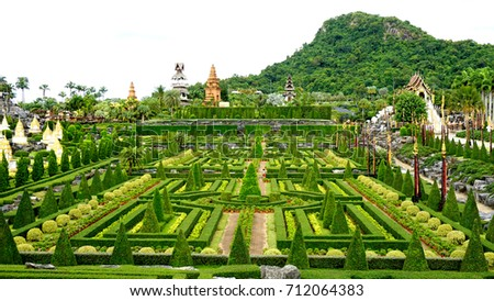 The Most Beautiful Garden In World